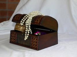 Precious - treasure chest 5 by Eyespiral-stock
