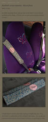 Seatbelt Cover Tutorial by Eyespiral-stock