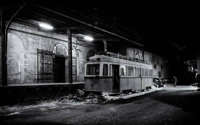 Tram 2 by Dogbytes