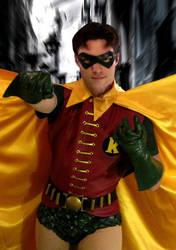 Classic Robin: Taking Names by TimDrakeRobin