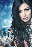 Miss Hemdan Poster 2010 by adriano-designs