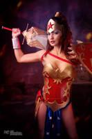 Ame-Comi Wonder Woman by Ivy95