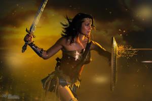 Wonder Woman by Ivy95