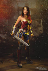 Wonder Woman by Ivy95