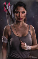 Tomb Raider by Ivy95