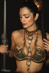 Slave Leia by Ivy95