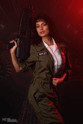 Ripley from Alien by Ivy95