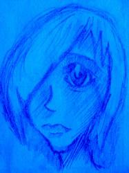blue by dangerouspocky