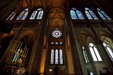 Cathedral of Reims 2 by oliau