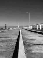 Port Macdonnell Jetty by oliau