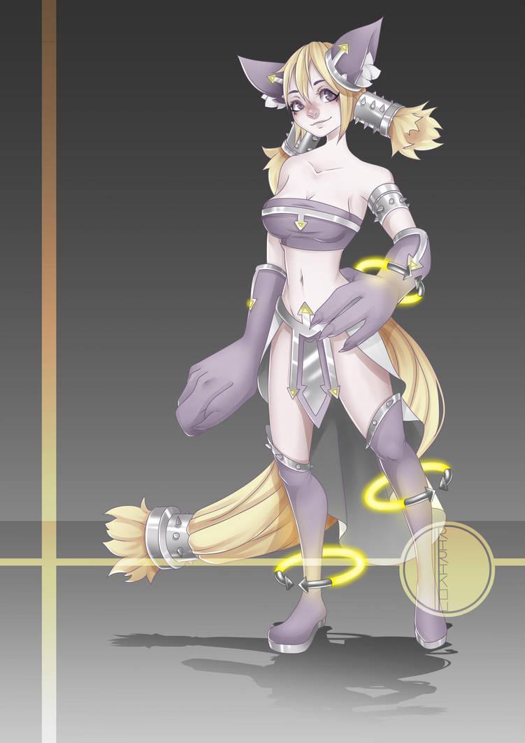 [FREE - RAFFLE] Nimbus 001 [OPEN] by Riri-kou