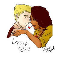 Wash and Zoe by Zetra