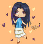 Request - Azusa Miura by Poisonseed12