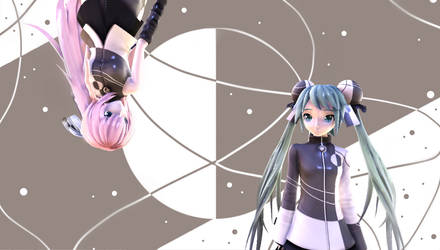 [MMD]-Conflict by Poisonseed12