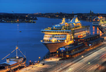 M/S Birka Paradise by HenrikSundholm