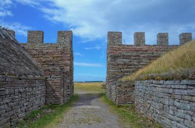 Fortress of Eketorp IV by HenrikSundholm