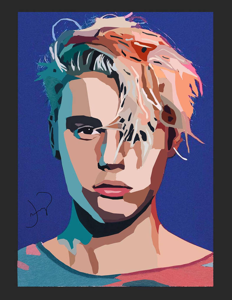 Justin Bieber by jksiapengco
