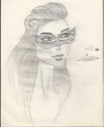 Masqueradebeauty by zaratariq93