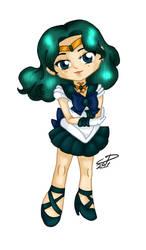 Chibi Sailor Neptune by Hotaru-oz