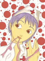 :Bubble Nurse: by Manga-mace