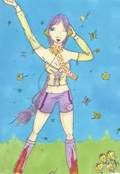Spring Time Freedom by Manga-mace