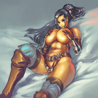 Raynie - Radiant Historia by cutesexyrobutts