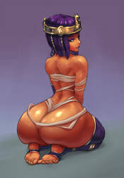 Menat #2 by cutesexyrobutts
