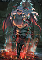 cm#275 succubus by cutesexyrobutts