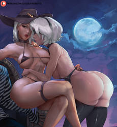 2b Ashe by cutesexyrobutts