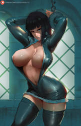 Nico Robin by cutesexyrobutts
