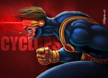 Cyclops by RodrigoDiazAravena