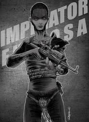 Imperator Furiosa by RodrigoDiazAravena