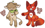 Care Bear Cousins OTA [CLOSED/PENDING] by CozyCatcoon