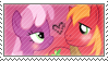 Cheerimac stamp by tofuudog