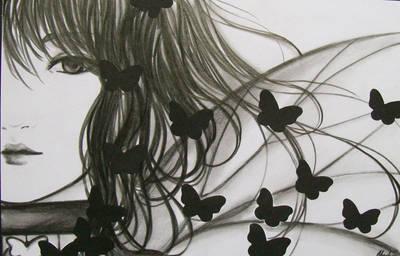 hada y mariposas by alealgethi