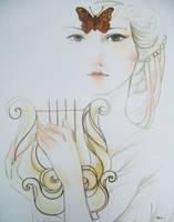 Terpsicore by alealgethi