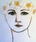 cherokee rose crown by alealgethi