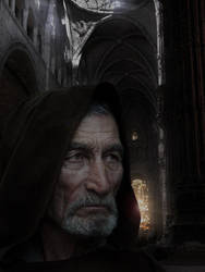 Monk by Irisnawer