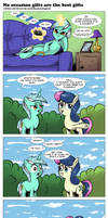 No occasion gifts are the best gifts by saturdaymorningproj
