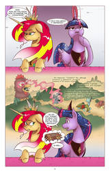 A Princess' Worth, Pt 2, Page 11 by saturdaymorningproj