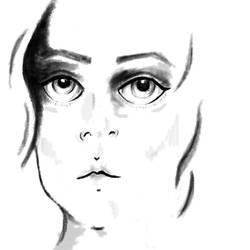 Portrait 3 by CognativeChipmonk