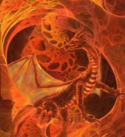 Dragon's Lair by TaraRoys