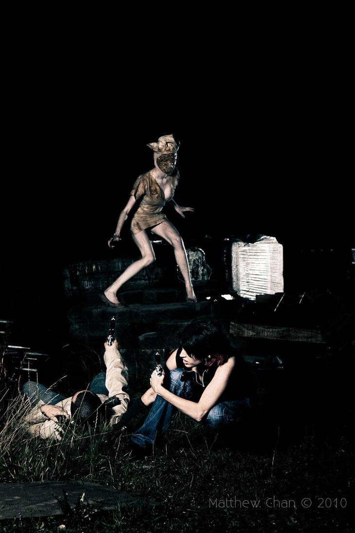 Silent Hill II by Blasteh