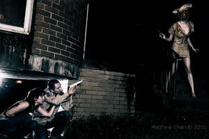 Silent Hill IV by Blasteh