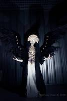 Angel of Death by Blasteh