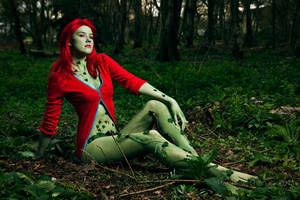 Poison Ivy II by Blasteh