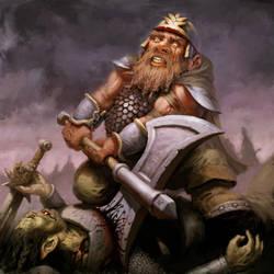 Erebor Orc Slayer by mcf