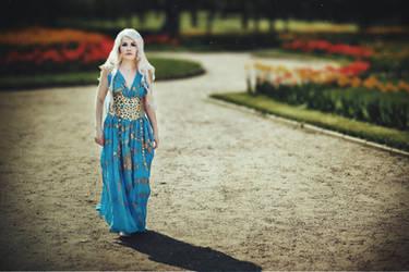 Daenerys Targaryen - one moment by Tori-Tolkacheva