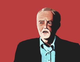 Jeremy corbyn by asfankhan933