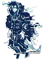 Corrupt Jace by godbirdart